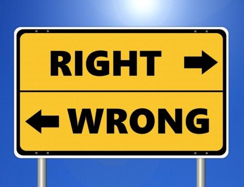 Kommunikationsetisk kompas:  Orientering i stedet for regler
